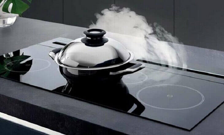 Lỗi khi sử dụng bếp từmã E5