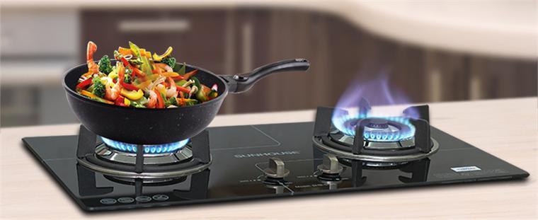 Lựa chon Bếp Gas tốt phù hợp cho gia đình