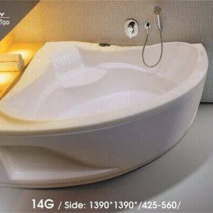 Bồn-tắm-góc-Việt-mỹ-14G
