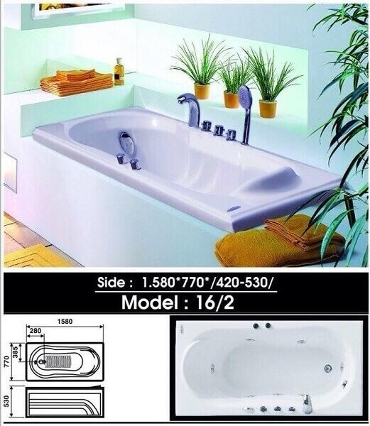Bồn tắm Việt Mỹ 16.2