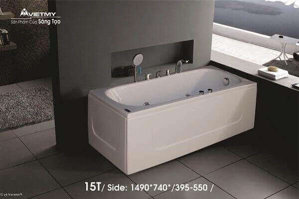 Bồn tắm Việt Mỹ 15T